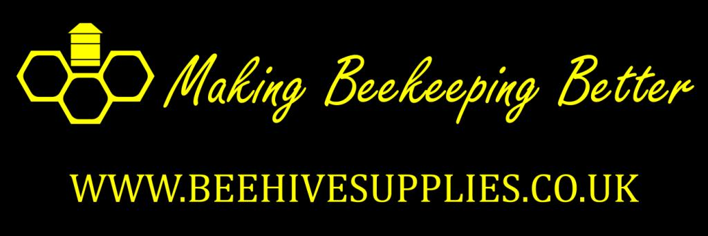 Bee Hive Supplies Banner